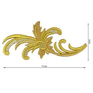Aplic.motivo lateral izq.8x17