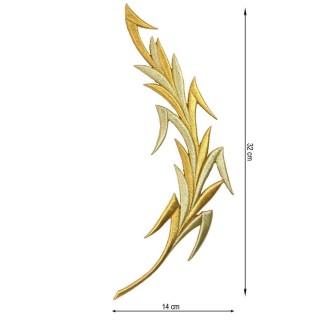 Aplic.laurel med.2color.14x32