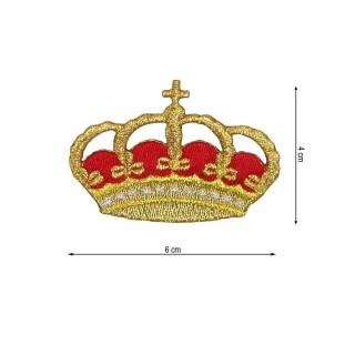 Aplicacion corona real ter.6x4
