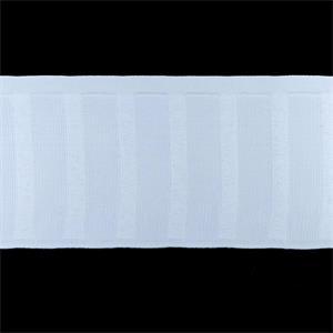 Cinta cortina crestanil blanco