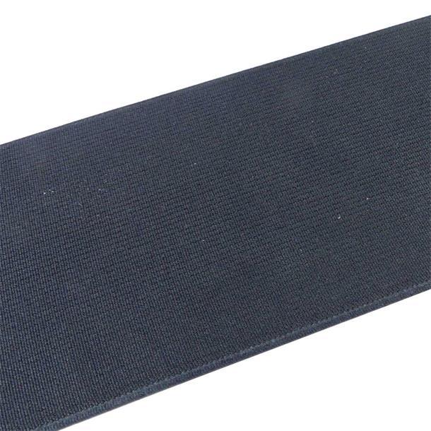 Goma elastica 120mm.ngro.suave