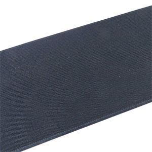 Goma elastica 150mm. negro
