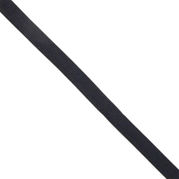 Elastico con silicona 12mm.neg