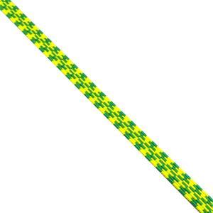 Trencilla goma nº8 verde-allo