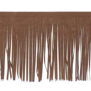Fleco antelina 15cm.chocolate