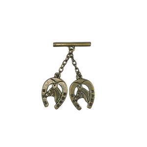 Cairel caballo+herradura orovj