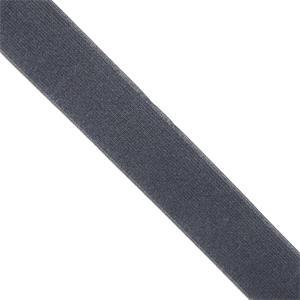 Cinta elastica 4cm. gris