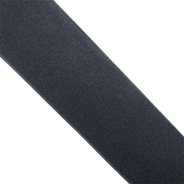 Cinta elastica 7cm. negro