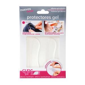 Protector talon adh.silicona