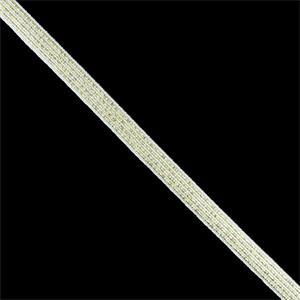 Galon metal oro+mrf. 1cm.