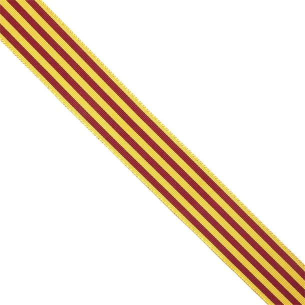 Cinta bandera c.valencia 6mm.
