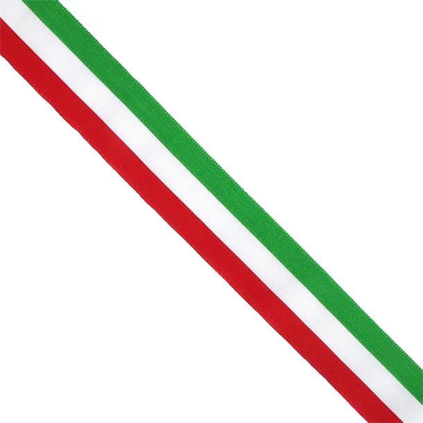 Cinta bandera eusk/itali 6mm