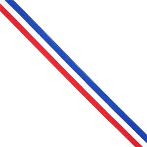 Cinta bandera francia 3/4
