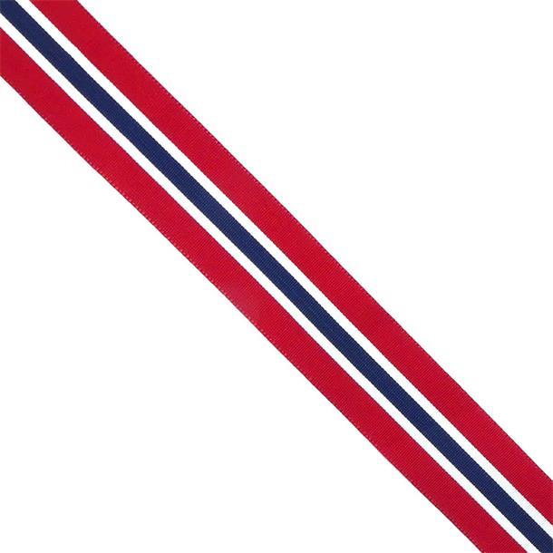 Cinta bandera noruega 6mm.