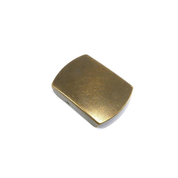 Hebilla cepo 30mm.oro viejo