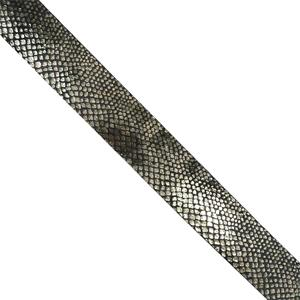 Cinta metal-anim.2,5cm.bronce