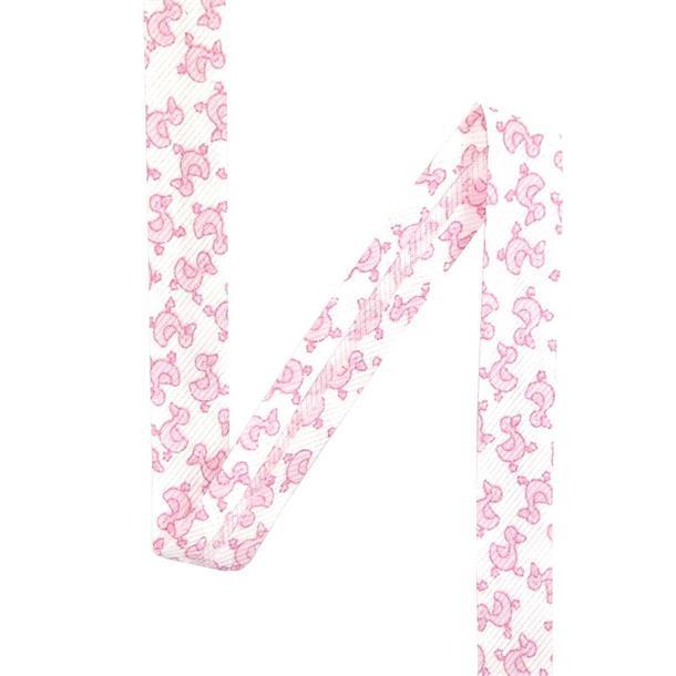 Bies pique patos rosa