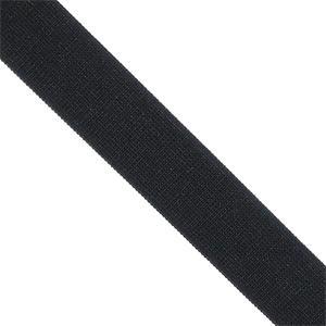 Goma slip negro 30 mm.