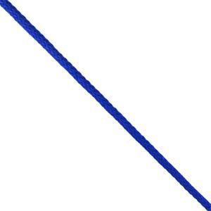Cordon polyester 4mm.azulon