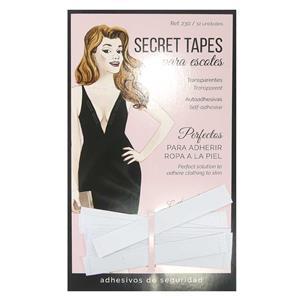 Secret tapes adhes.seguridad