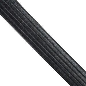 Cinta elastica rayas 4cm.ngro.