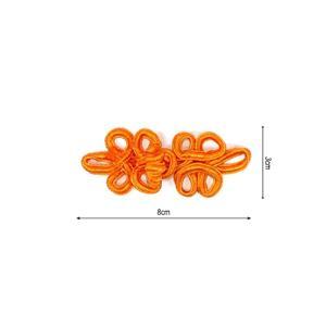 Alamar rayon 30x80mm.naranja