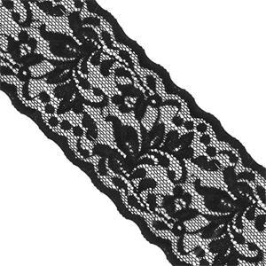 Entredos nylon elastic.negro