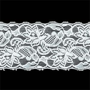 Entredos nylon elastic.blanco
