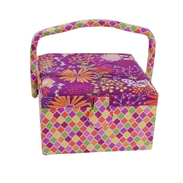 Costurero floral+geometrico fx