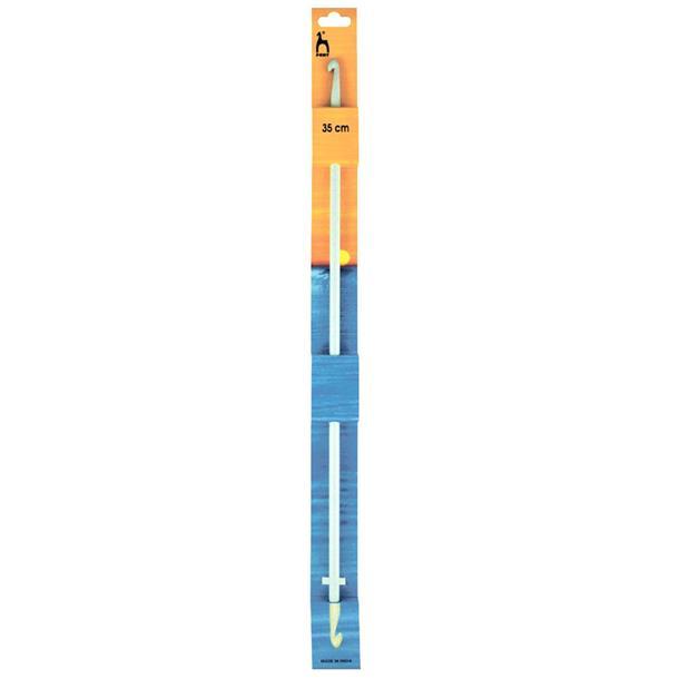 Ganchillo tunecino doble 5,5mm