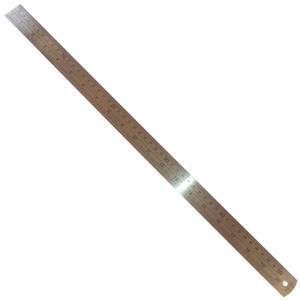 Regla metalica 50cm.