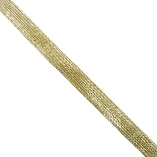 Cinta lurex canale 15mm.oro