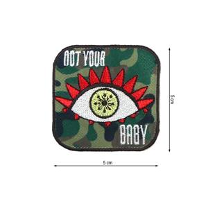 Parche termo not your baby