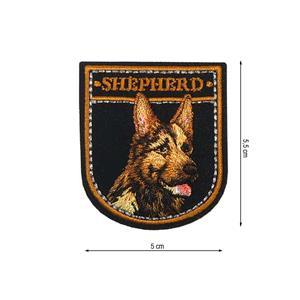 Parche termo perro pastor alem