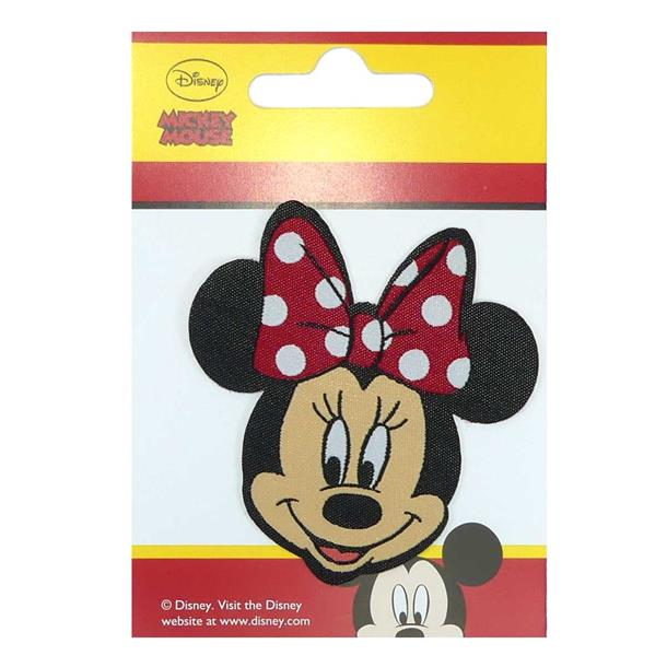 Parche termo minnie