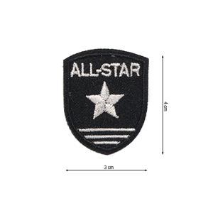 Parche termo all-star