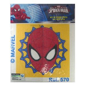 Kit medio punto spiderman