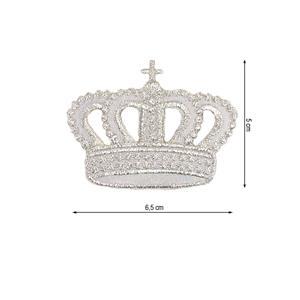 Aplicacion termo plata corona