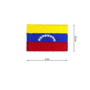 Parche termo bandera venezuela