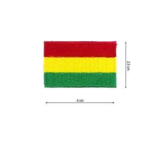 Parche termo bandera bolivia