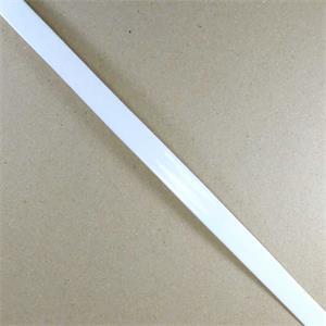 Ballena plastica 4mm. blanco