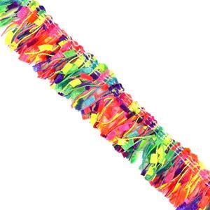 Fleco multicolor acido 30mm.
