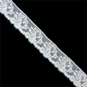 Puntilla valencienne blanco