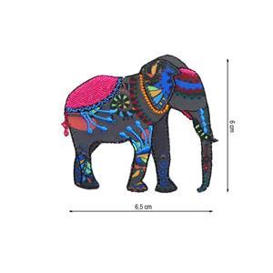 Parche termo elefante engalana