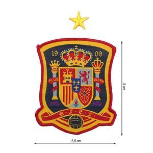 Parche escudo selec.españa fut
