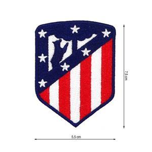 Parche escudo at.madrid futbol