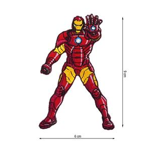 Parche iron man
