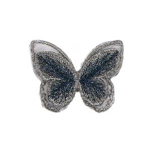 Aplicacion mariposa lame gris