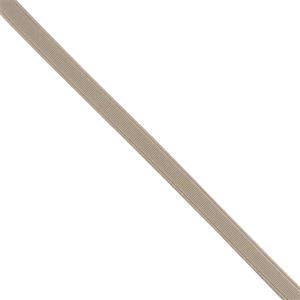 Goma elastica 8mm.piel