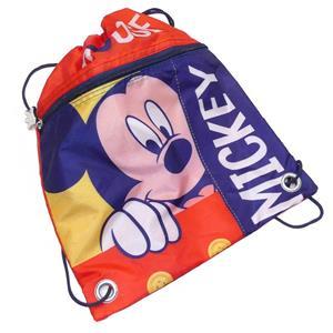 Saquito mochila 29x35 mickey